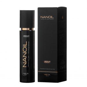 Nanoil hair oil - the power of natural oils